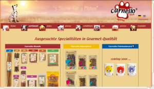 screenshot_carnello_homepage